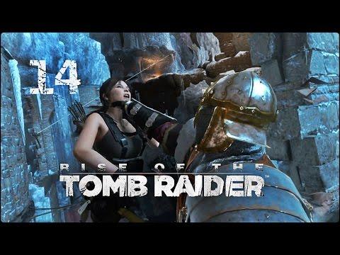 Прохождение Rise of the Tomb Raider — Часть 14: Обсерватория