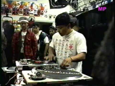 DJ QBERT @ THE STORE