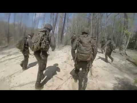 The Quigley: Marine Corps OCS Enurance Course