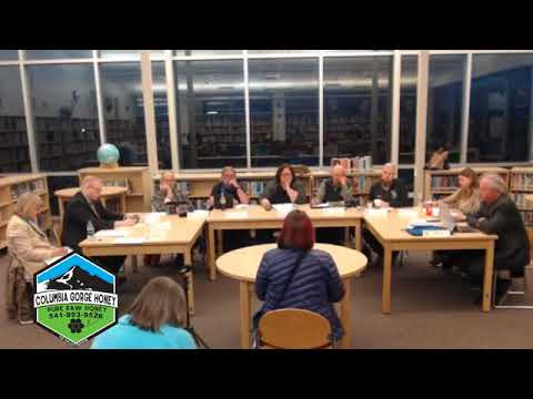 Immense Live! ~ District 21 School Board Meeting ~ Feb 22nd 2018