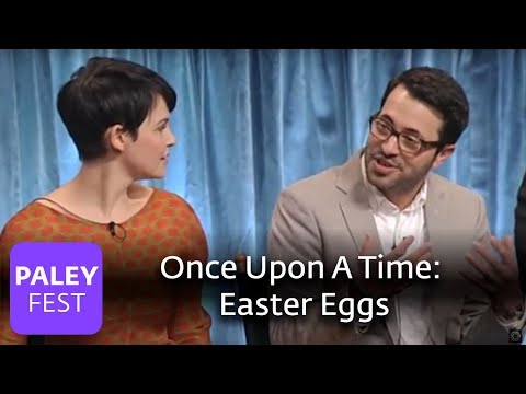 Once Upon A Time - Easter Egg Hints