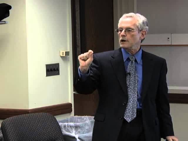 Steve Whitman - Racial and Ethnic Health Disparities in Chicago (October 27, 2010)