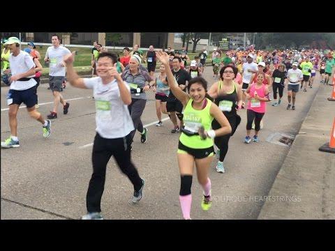 2017 Aramco Houston Half Marathon - VLOG