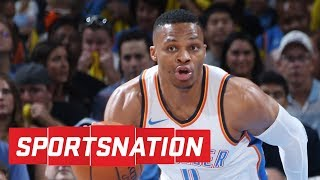 Does russell westbrook need to stop trolling kevin durant? | sportsnation | espn