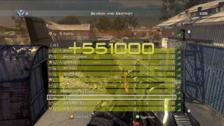 Modded XP and challenge Lobby MW2 Xbox 360 HD