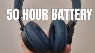 Video 50 Hour ArchMage SoundClean-09 Bluetooth Headphones Review download MP3, 3GP, MP4, WEBM, AVI, FLV Agustus 2018