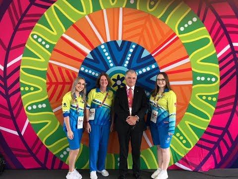 Griffith University's Gold Coast 2018 Commonwealth Games Partnership