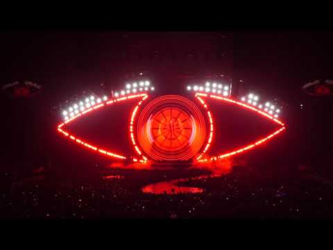 Katy Perry : Witness [Opening] (Live In Paris 2018)