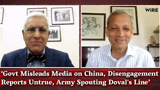 Download Mp3 Govt Misleads Media On China, Disengagement Reports Untrue, Army Spouting Doval&