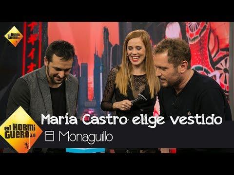 El Monaguillo pone a prueba la compatibilidad de María Castro y su prometido - El Hormiguero 3.0