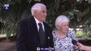 бриллиантовая свадьба Анатолия и Марии Переходько