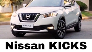 Nissan Kicks 2017 the booming small crossover