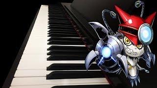 Digimon Universe Appli Monsters Opening - DiVE!! piano arrangement....
