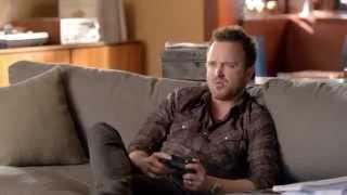 Рекламный ролик Xbox One Пол Аарон играет в Титанфал  Aaron Paul plays Titanfall