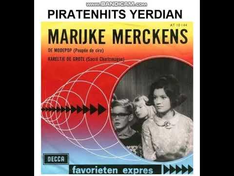 Marijke Merckens - De modepop