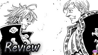 Escanor vs Estarossa HYPE - Nanatsu no Taizai Chapter 183 Manga Review