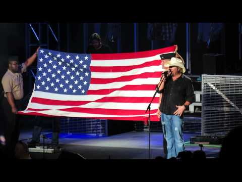 Toby Keith/American Soldier/Courtesy Of The Red, White & Blue