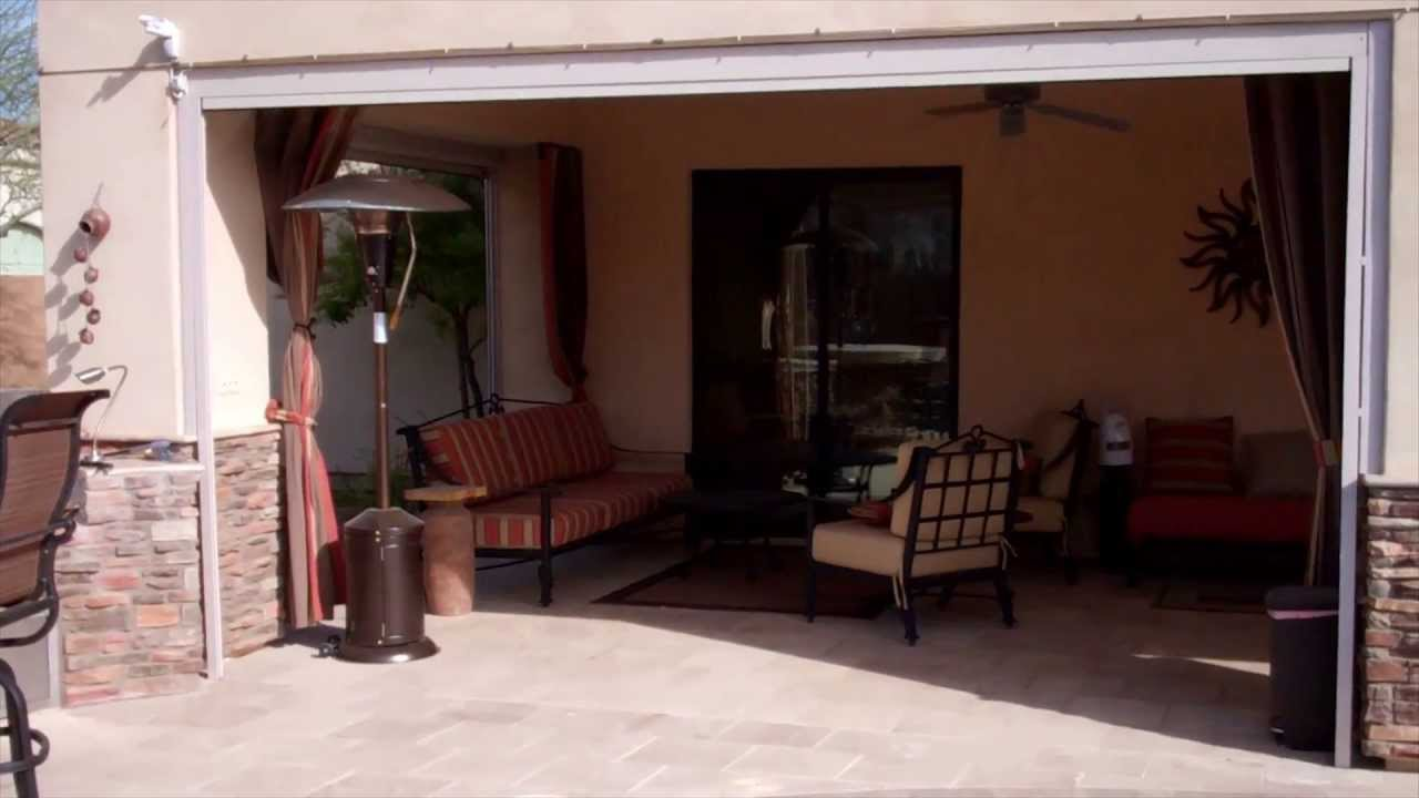 sun screen enclosure for large patio shade solution