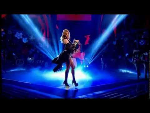 Kylie Minogue - Timebomb (Live The Voice UK)