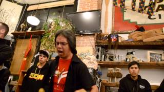 Brother Ernie Paniccioli (Haida Band) Song Tribute