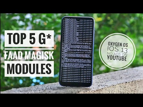 Top 5 Magisk Modules that you might have never used!!🔥🔥