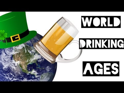 World Drinking ages!