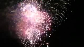 Milwaukee 1 Hour Fireworks! Just a minute!