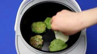 Рецепт приготовления котлет из цветной капусты в мясорубке VITEK VT-3602 BW