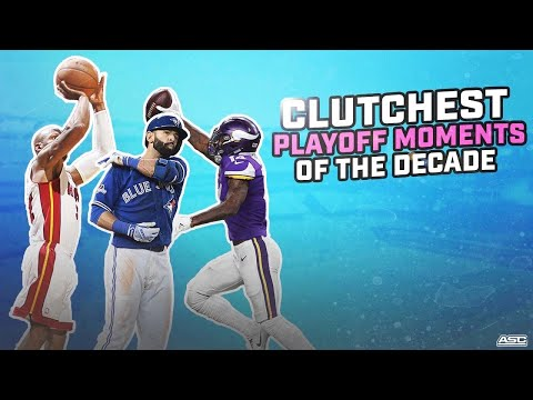 Clutchest Playoff Moments