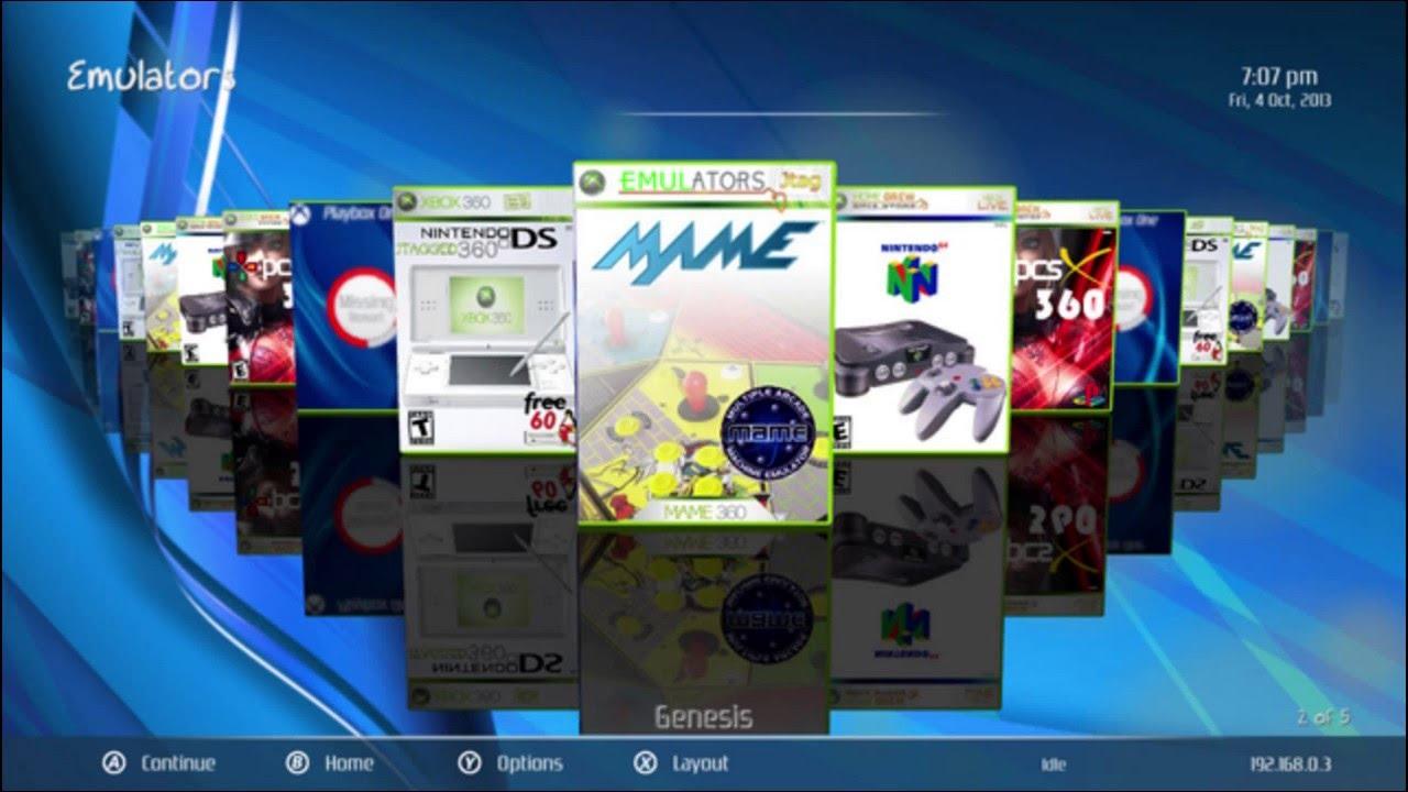 Emuladores Xbox 360 Jtag Rgh Espanol Torrent Completo Mega