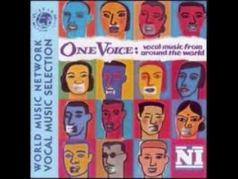 One Voice: Vocal Music From Around The World Joe Heaney - Bean an Leanna The (Woman With The Beer)