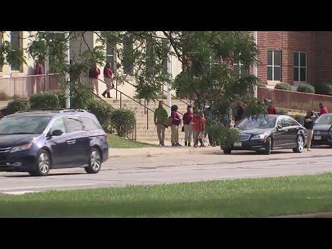 Threats of gang violence lead to increased police presence at John Adams High School