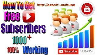 How to increase youtube subscriber 10K & you tube views ||Urdu || May 2018