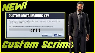 NEW JOHN WICK SKIN - LTM / HOSTING SCRIMS AND GIVEAWAYS - SEASON 9 FORTNITE LIVE STREAM