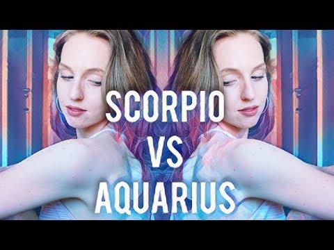 SCORPIO VS AQUARIUS | Love & Anger Compatibility | Hannah's Elsewhere