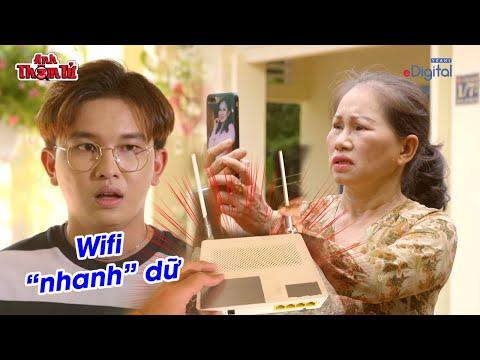 """Phá Án #116 - Lắp WIFI TỐC ĐỘ CAO, WIFI """"BAY"""" Theo Người Lắp   Anh Thám Tử @Vinh Trần"""