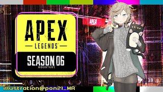APEX  |う~~~~~~~【にじさんじ/叶】