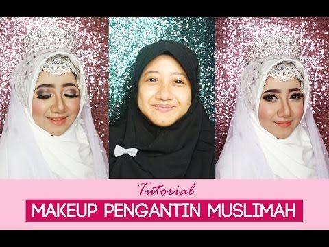 Tutorial Makeup Pengantin Muslimah 2017 Walimah Makeup Hijab