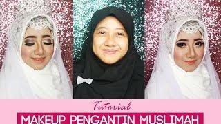 Video Tutorial Makeup Pengantin Muslimah 2017 | Walimah Makeup | Hijab Syari | Noors Rias Pengantin download MP3, 3GP, MP4, WEBM, AVI, FLV Juni 2017