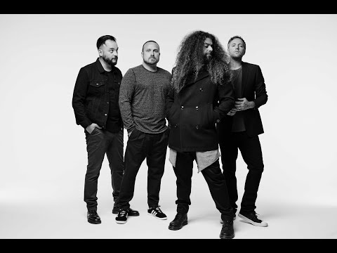 Claudio Sanchez from Coheed & Cambria talks Good Things Festival, The Unheavenly Creatures and more