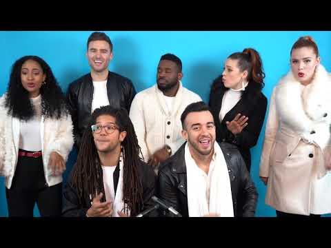DCappella Performs Aladdin's 'Friend Like Me'
