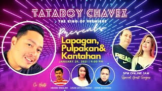 Download lagu FLEX YOUR CHANNEL & MAKE FRIENDS | KANTAHAN WITH 5PM ONLINE JAM & FRANCIS EDROSO | #ATATNATION
