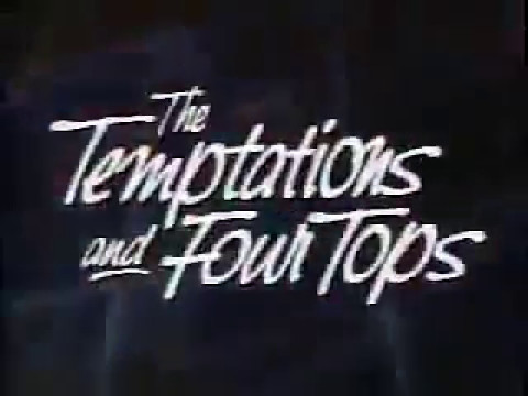 The Temptations & Four Tops (Documentary~Hosted by Stevie Wonder)
