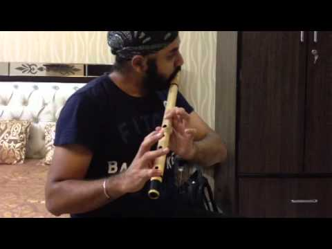 Flute lesson : Lambi judai tune from Hero