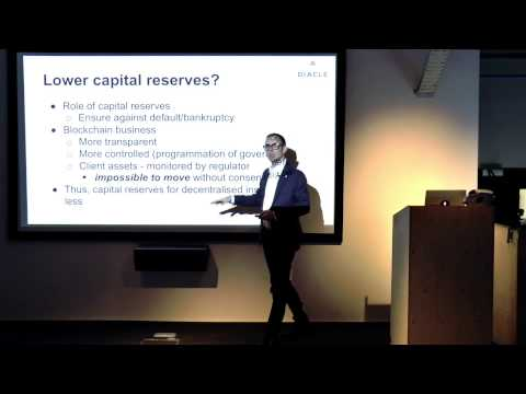 Adam Vaziri on Decentralized Financial Systems - A Regulatory Perspective