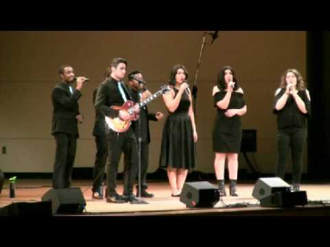 Kansas City Kansas Community College The Standard Vocal Jazz Ensemble