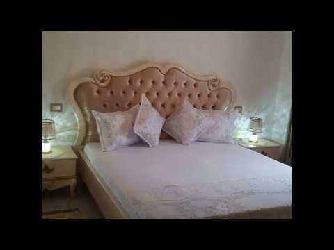 Chambre à coucher style turque - YouTube