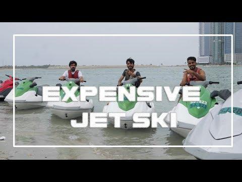 1 Hour Jet Ski Cost Us 100,000 Rs   Vlog   Umair Imtiaz