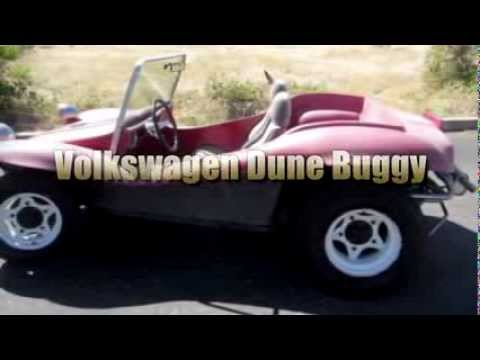 Volkswagen Dune Buggy on GovLiquidation.com