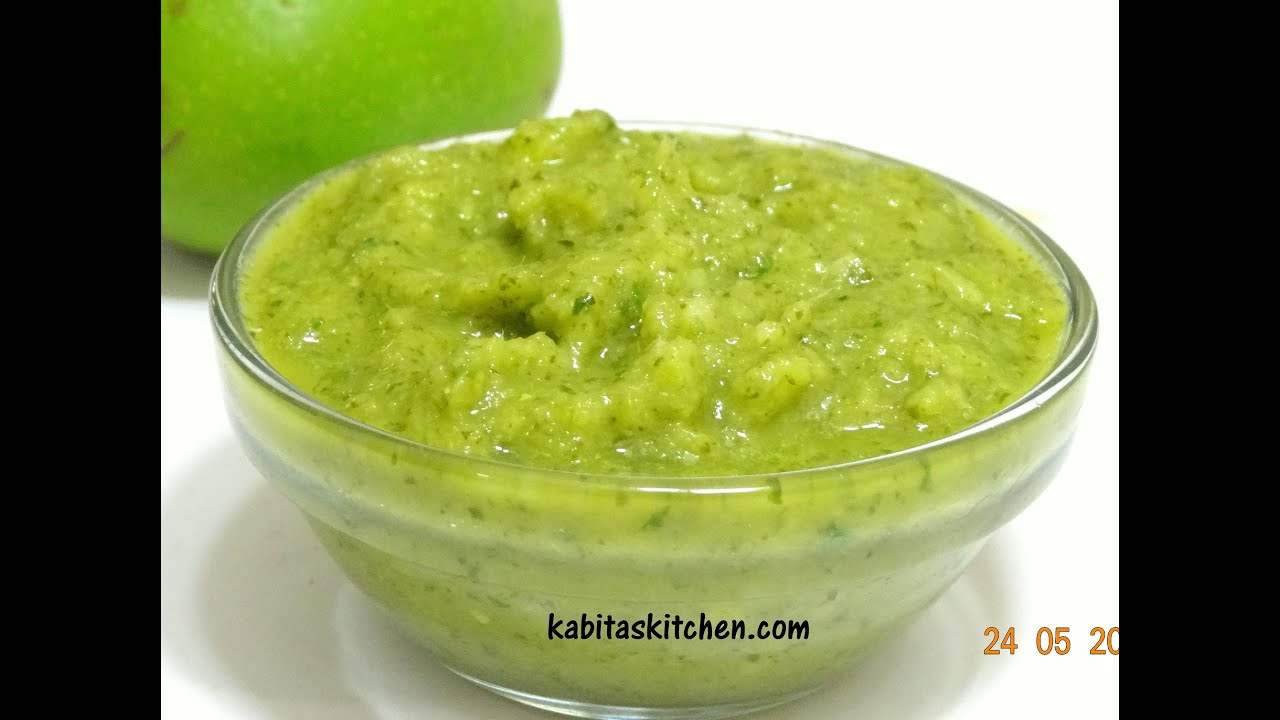 Pictures Of Mango Chutney